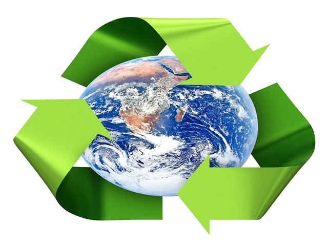 Green, Save the Planet