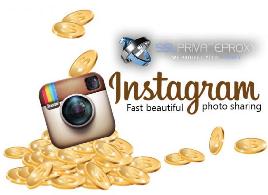 Instagram Monetization with private proxies | SSL Private Proxy