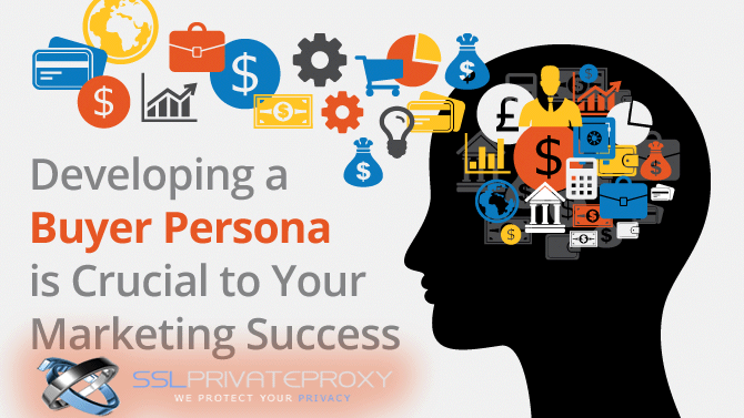 buyer persona for seo social media using private proxies | SSL Private Proxy