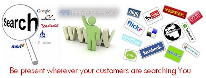 promote your business online with virgin https private proxies
