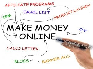 leverage platforms and make money online