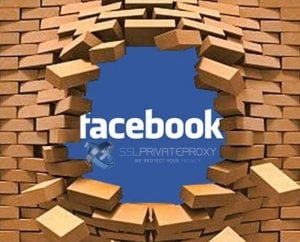 use facebook proxies to social media marketing