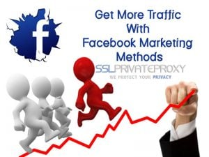 use private proxies for facebook marketing