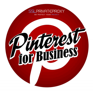 use pinterest proxies to sell physical products