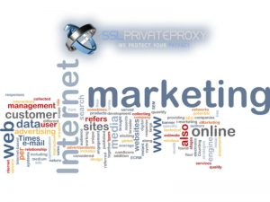 internet marketers use private proxies to generate revenue