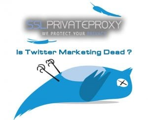 is twitter marketing dead