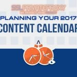 buy elite proxies to build content calendar in 2017