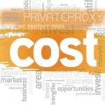 cost of social media operation using ssl proxies