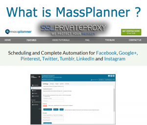 what is massplanner | sslprivateproxy.com