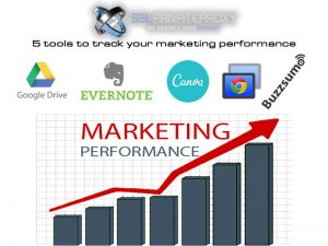 buy premium private proxies and use 5 tools to track your marketing performance