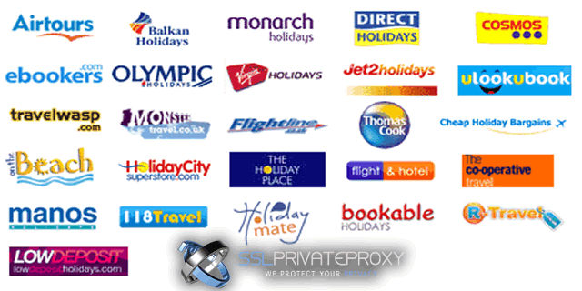 premium private proxies for travel websites