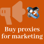 Buy proxies for marketing in 7 easy steps